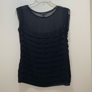 The Limited Small Black Tank Top